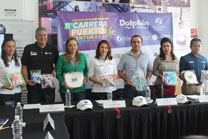 THE 11th EDITION OF THE RACE DOLPHIN PUERTO AVENTURAS TO RAISE FUNDS IS ANNOUNCED