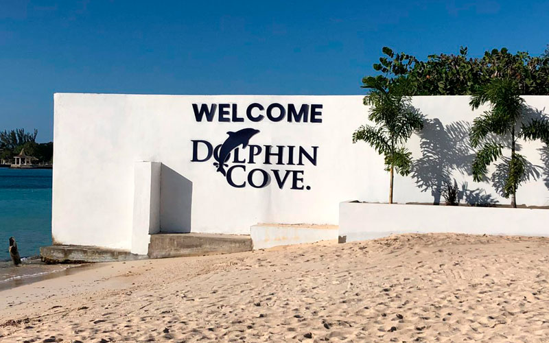 """DOLPHIN COVE PUERTO SECO"", THE NEW HABITAT OF GRUPO DOLPHIN IN JAMAICA"