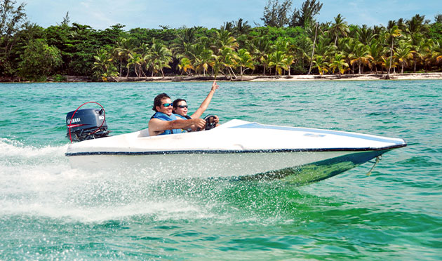 Ocean Adventures, the most complete collection of tours in Punta Cana.